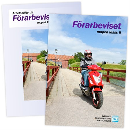 Bokpaket Moped klass II