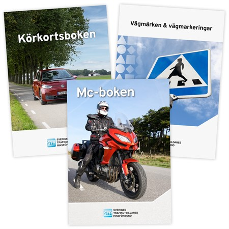 Bokpaket MC