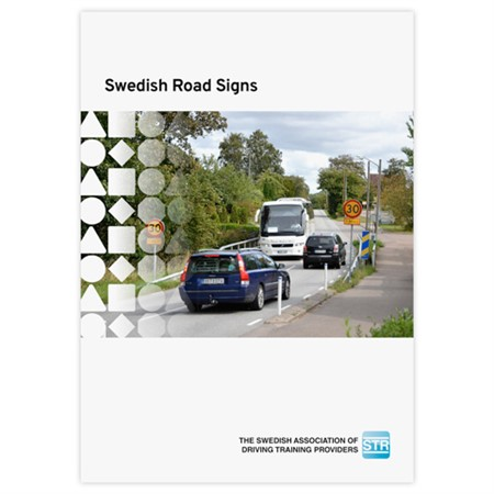 Swedish Road Sign, book