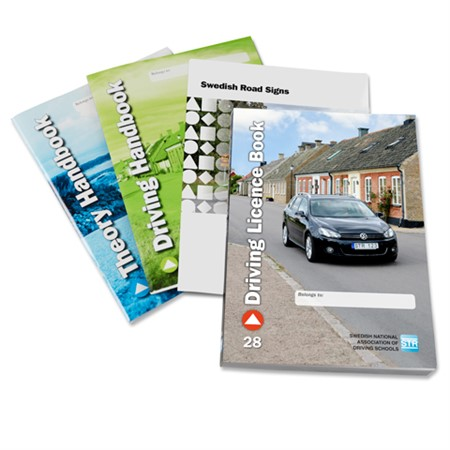 Package Driving License Book