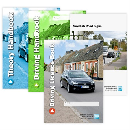 Package Driving Licence Book